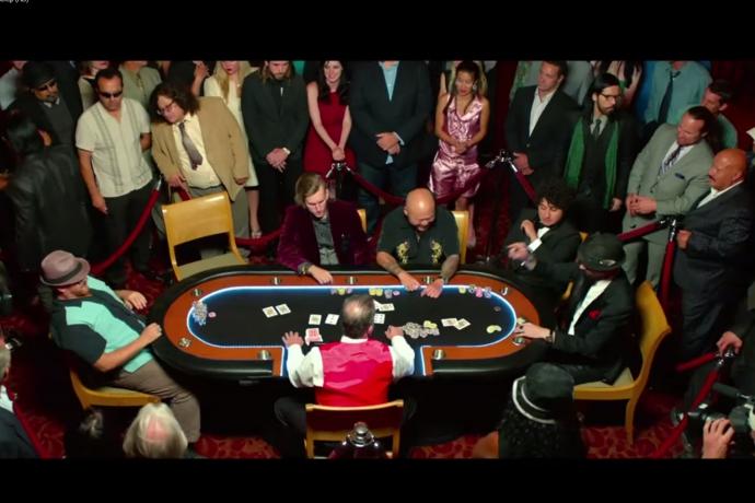 Ставка на любовь - фильм про покер