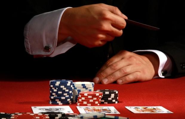 Фолд в покере