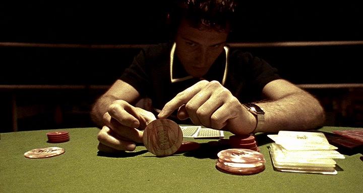 Карты деньги два стола - покер