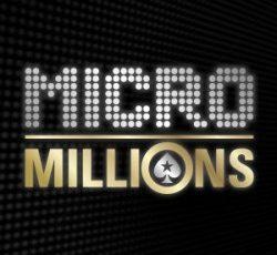 MicroMillions - PokerStars