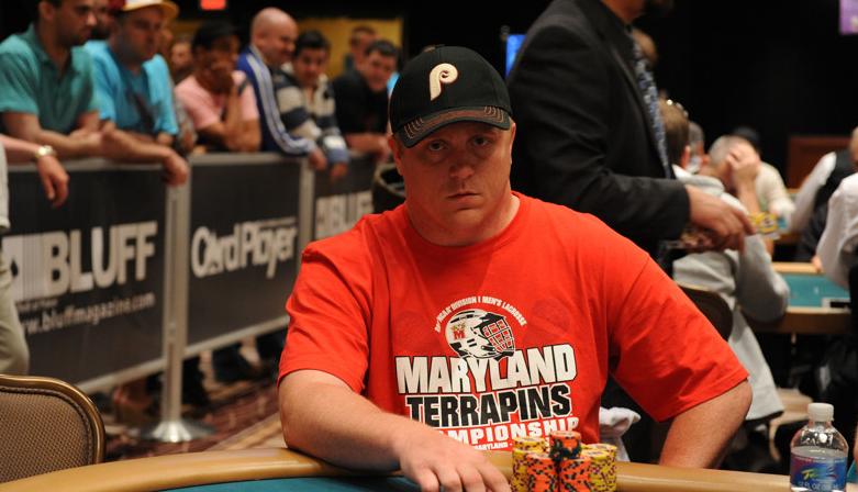 Брайан Лэмке - игрок в покер